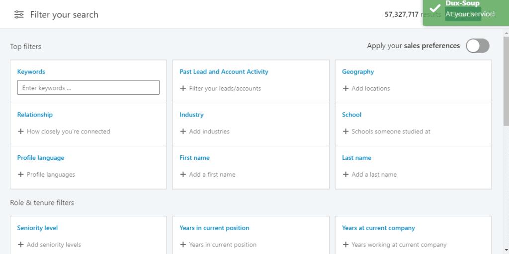 Linkedin Email List